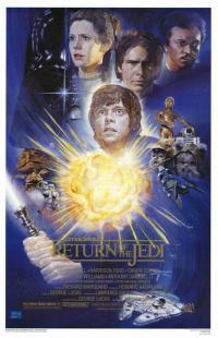 affiche  Le Retour du Jedi 31225